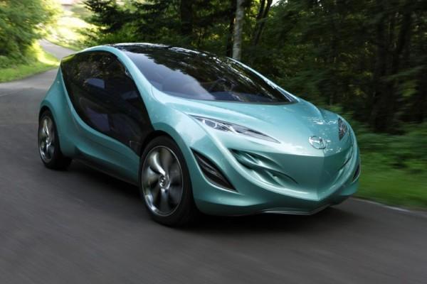 Mazda stellt in Tokio neue Motoren vor