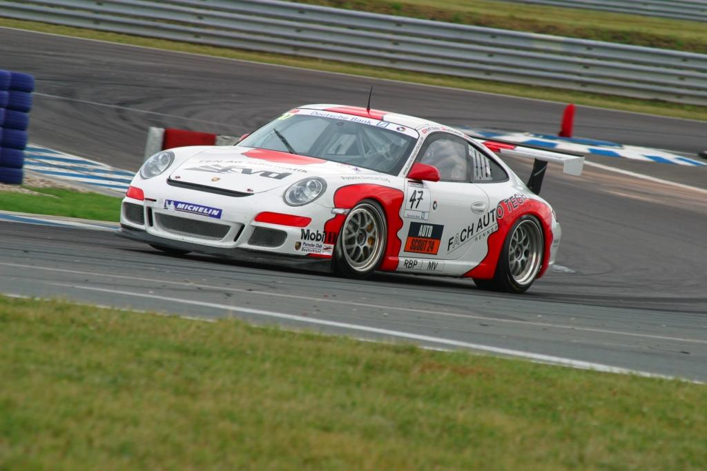 Meistertitel im Porsche Super Sports Cup Deutschland von Raffi Bader