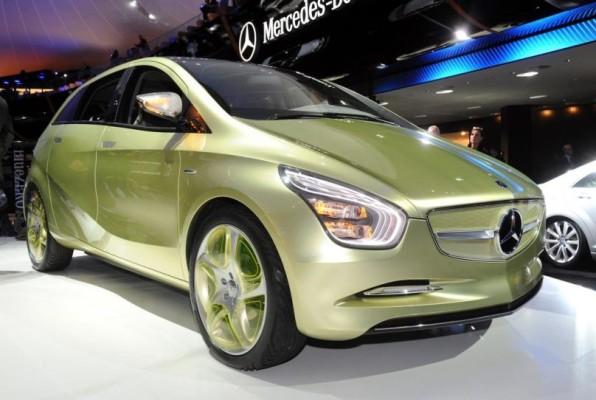 Mercedes-Benz plädiert für Reichweite