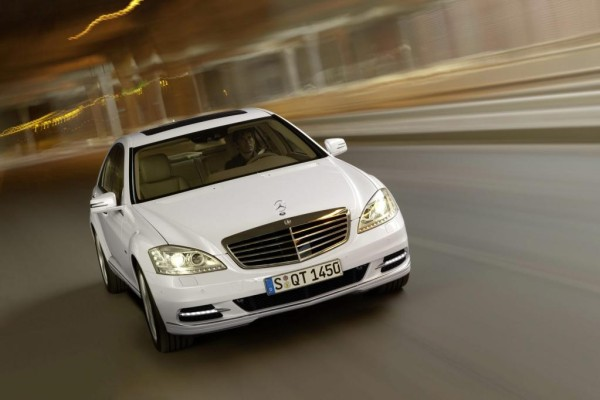 Mercedes S-Klasse als Vollhybrid-Studie