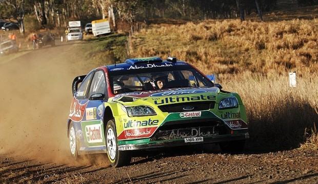 Mikko Hirvonen: Vorsprung in Spanien verteidigen: Maximale Attacke auf Rang 2
