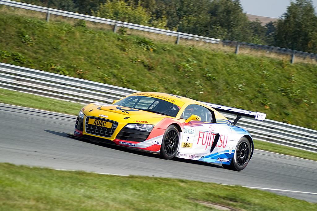 Motorsport: ADAC GT Masters-Sachsenring 2009 | Foto: Michael Kogel