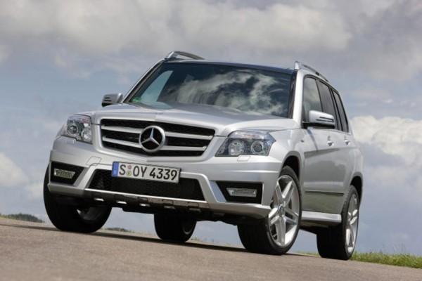 Neuer Spardiesel für Mercedes GLK