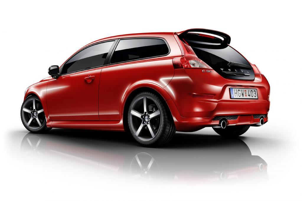 Neuer Volvo C30 R-Design feiert Premiere auf IAA  - Bild(2)