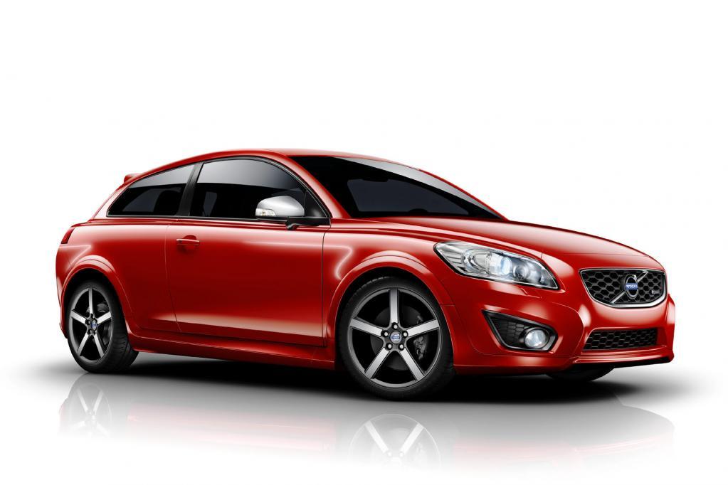 Neuer Volvo C30 R-Design feiert Premiere auf IAA