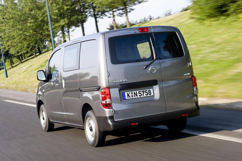 Nissan NV200: Kleintransporter auf japanisch