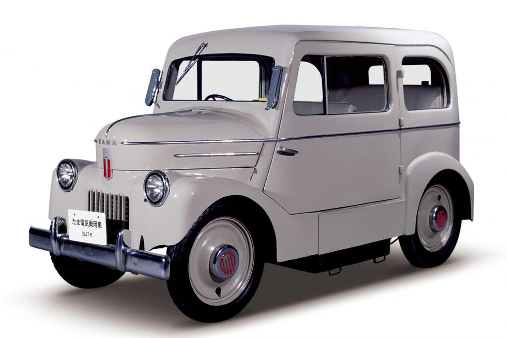 Nissan feiert Geburtstag: 60 Jahre Elektroautos