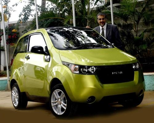 Online-Reservierung für indisches Elektroauto gestartet