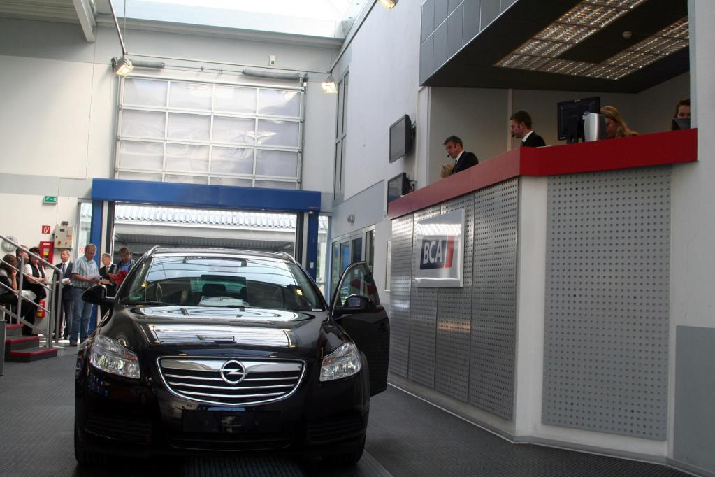 Opel Insignia Sports Tourer erzielt sehr gute Restwerte