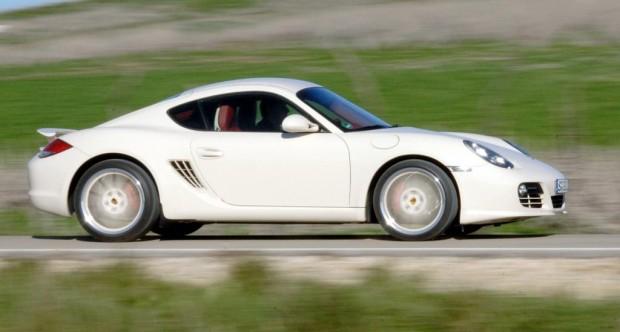 """Porsche Cayman ist """"Best Driver's Car"""" und """"Best Sports Car"""""""