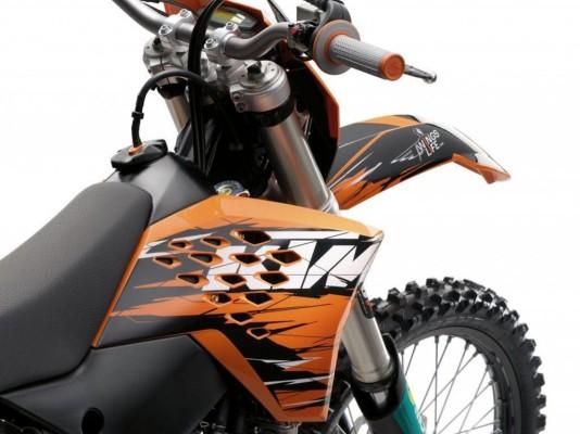 Preise der KTM Offroad Modelle 2010 stehen fest