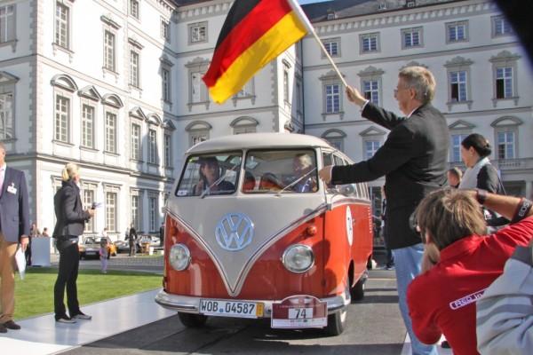 Premiere für ''Schloss Bensberg Classics'' am 26. und 27. September 2009