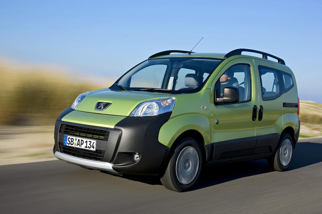 Pressevorstellung: Peugeot Bipper Tepee - Vom Lastesel zum Familien-Van