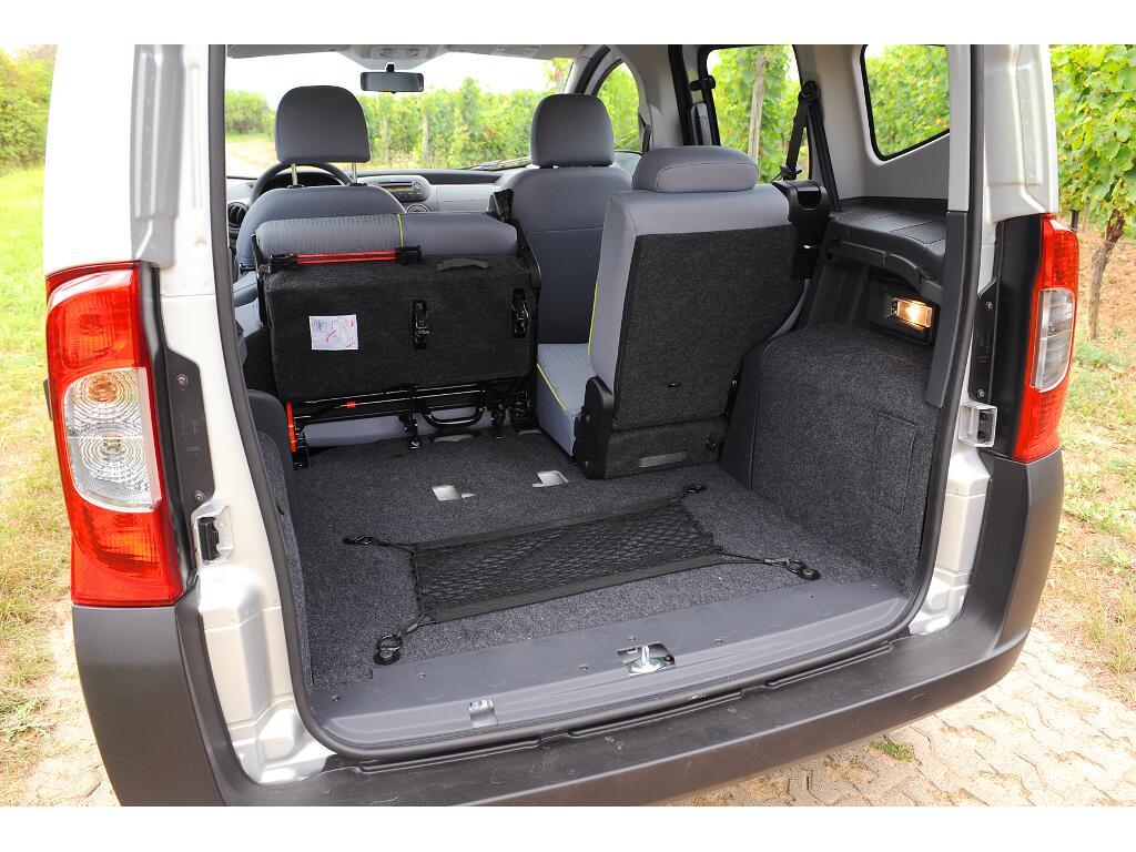 Pressevorstellung: Peugeot Bipper Tepee - Vom Lastesel zum Familien-Van - Bild(10)