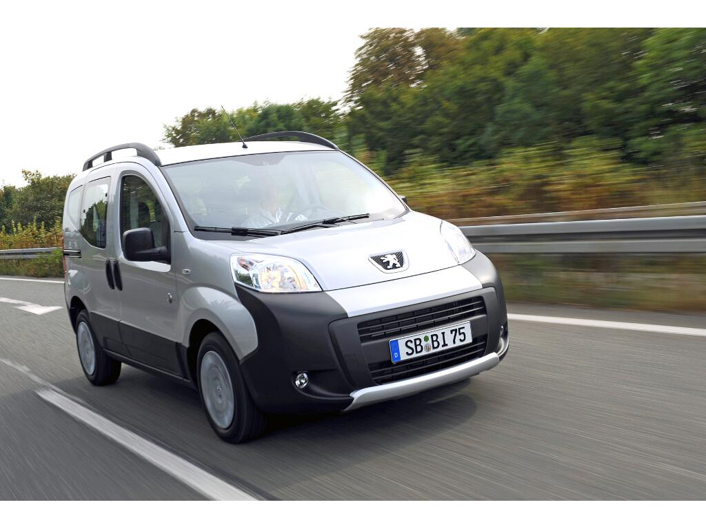 Pressevorstellung: Peugeot Bipper Tepee - Vom Lastesel zum Familien-Van - Bild(2)