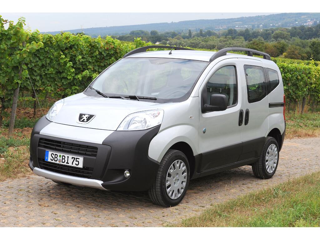 Pressevorstellung: Peugeot Bipper Tepee - Vom Lastesel zum Familien-Van - Bild(3)