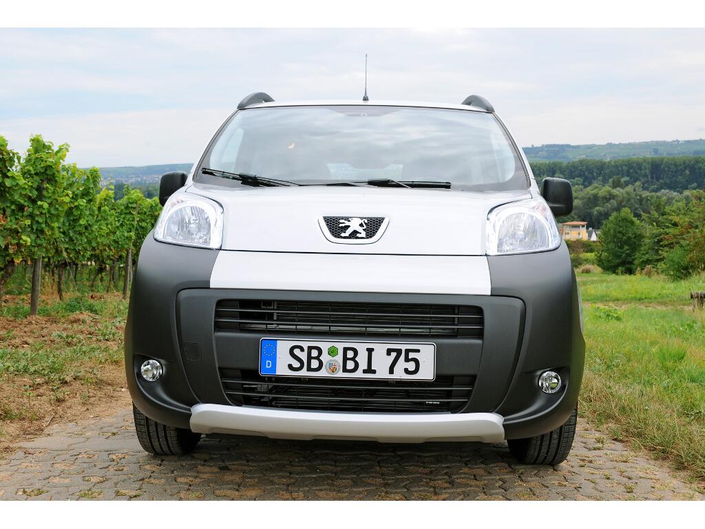 Pressevorstellung: Peugeot Bipper Tepee - Vom Lastesel zum Familien-Van - Bild(4)