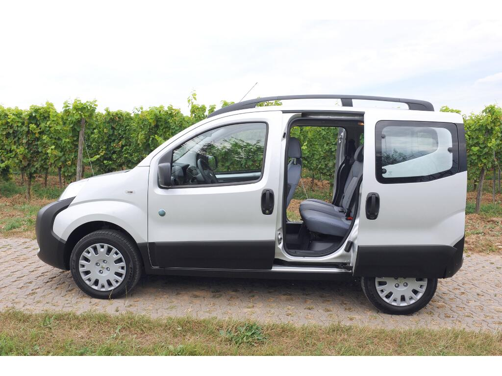 Pressevorstellung: Peugeot Bipper Tepee - Vom Lastesel zum Familien-Van - Bild(6)