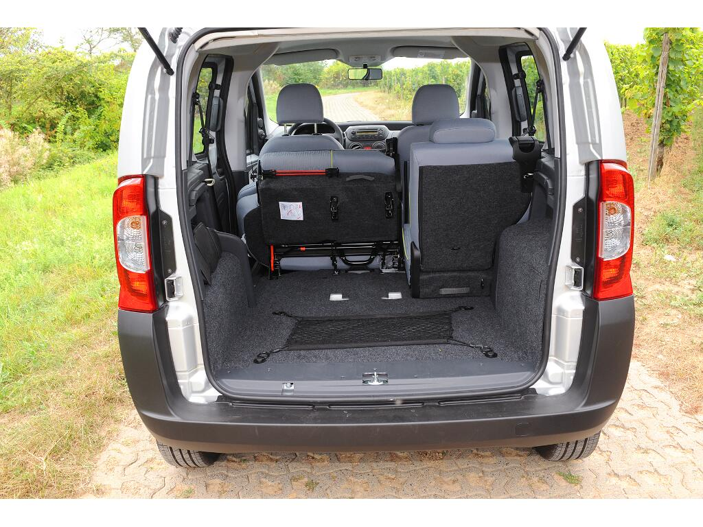 Pressevorstellung: Peugeot Bipper Tepee - Vom Lastesel zum Familien-Van - Bild(7)