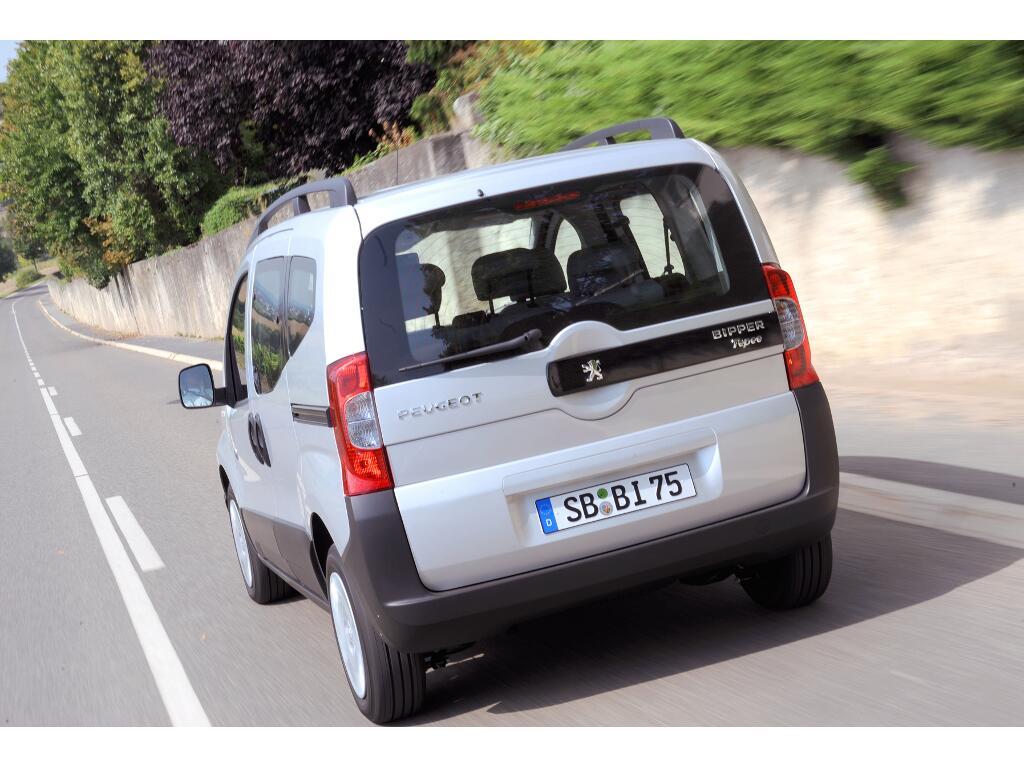 Pressevorstellung: Peugeot Bipper Tepee - Vom Lastesel zum Familien-Van - Bild(8)