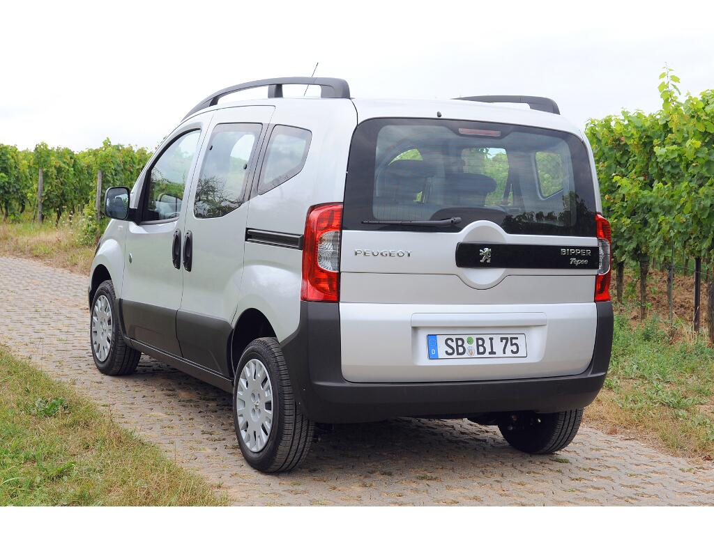 Pressevorstellung: Peugeot Bipper Tepee - Vom Lastesel zum Familien-Van - Bild(9)