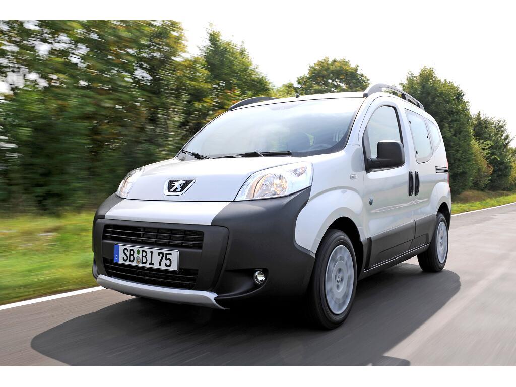 Pressevorstellung: Peugeot Bipper Tepee - Vom Lastesel zum Familien-Van - Bild