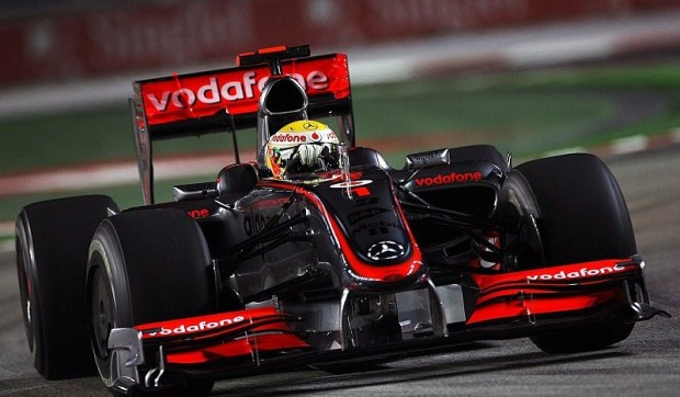 Qualifying: Hamilton und Vettel in Reihe 1