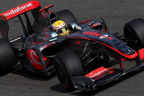 Qualifying in Monza: Hamilton erringt McLaren-Pole