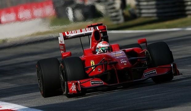 Räikkönen in Podestnähe: Fisichella gesteht Fehler ein