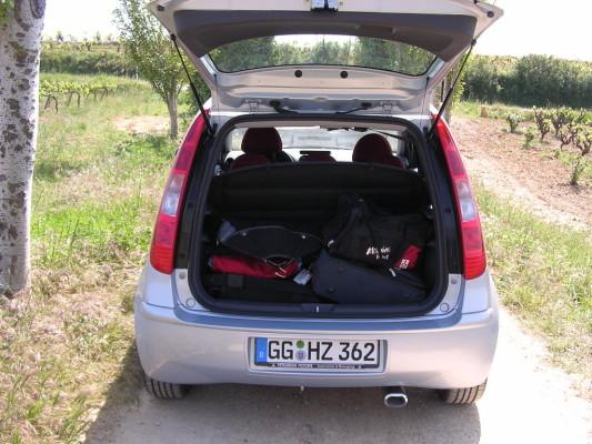 Recht: Undichter Kofferraum ist erheblicher Mangel