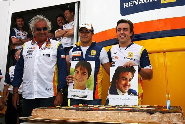 Renault erstattet Strafanzeige gegen Piquets: Falschaussage und Erpressung