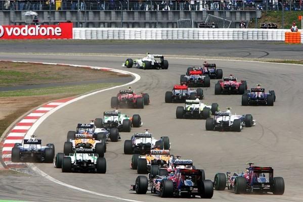 Rennkalender 2010 mit 19 Rennen: Kanada vor Rückkehr