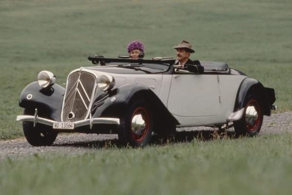 Rundes Jubiläum für Citroen: 90 Jahre Pkw-Produktion