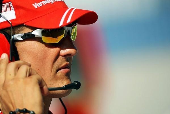 Schumacher verlängert mit Ferrari: Weiterhin Berater
