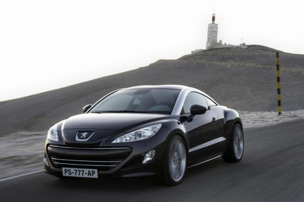 Sportcoupé von Peugeot ab 26 450 Euro