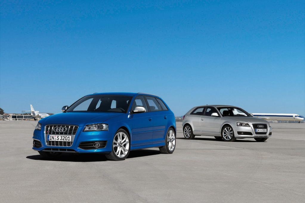 Spritsparversion des Audi A3