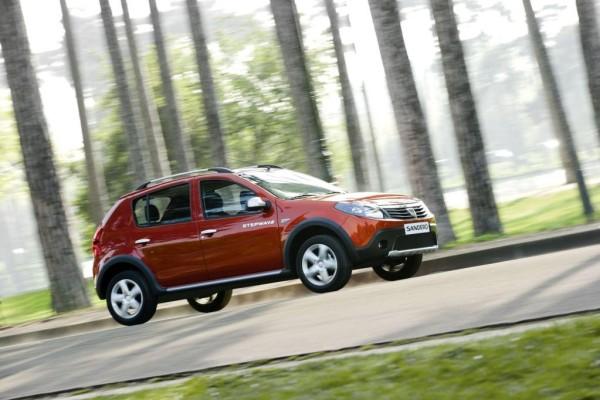 Startschuss für Dacia Sandero Stepway