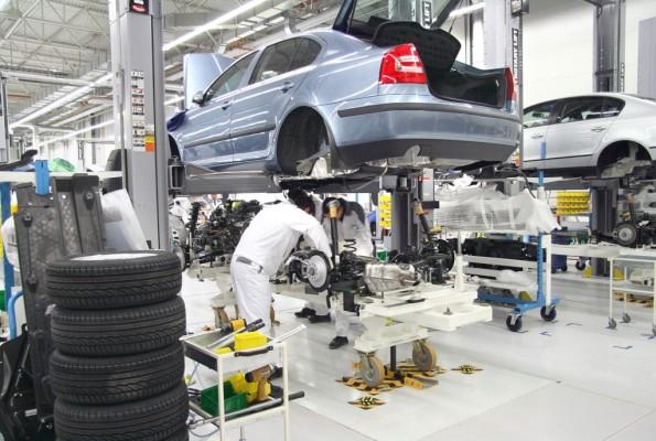 Studie: Weitere Insolvenzen von Autozulieferern drohen