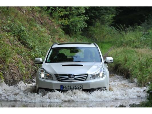 Subaru Legacy: Zum 20. Geburtstag die 5. Generation