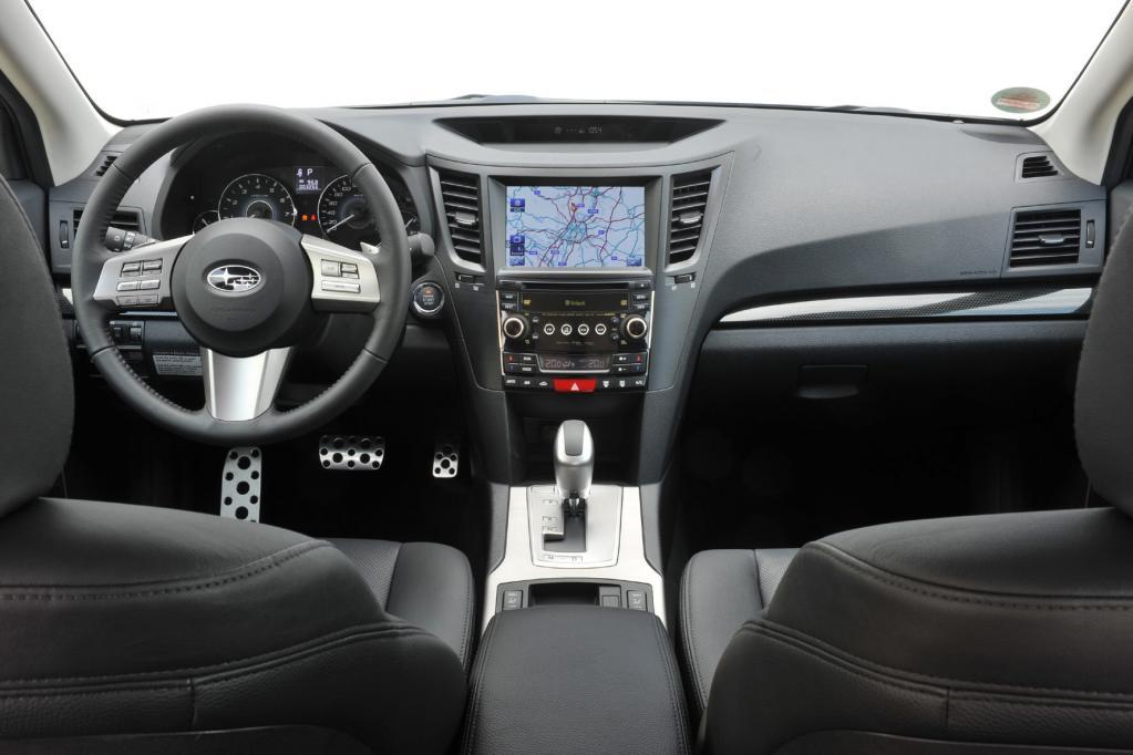 Subaru Legacy und Outback: Japanische Allrad-Mittelklasse in neuem Gewand  - Bild(6)