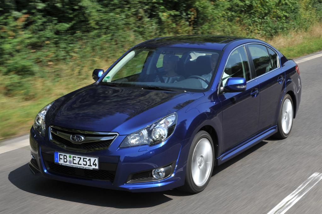 Subaru Legacy und Outback: Japanische Allrad-Mittelklasse in neuem Gewand  - Bild