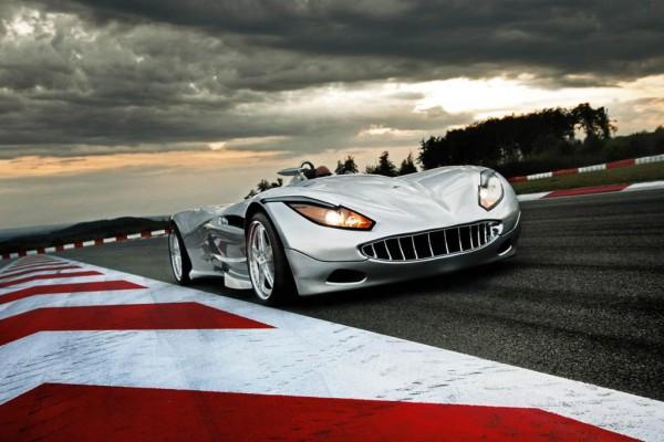 Supersportwagen aus der Voreifel: Produktion angelaufen