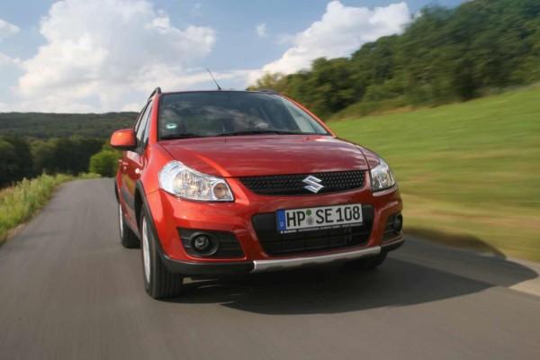 Suzuki SX4: Gut gepflegt in die zweite Lebenshälfte