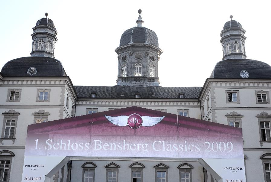 Tolle Premiere der 1. Schloss Bensberg Classics
