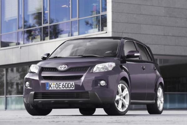 Toyota Urban Cruiser als Diesel mit Frontantrieb