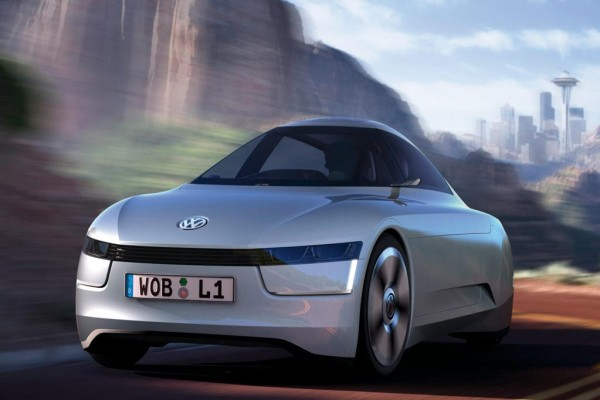 Ultraleichtes Ein-Liter-Auto debütiert auf der IAA
