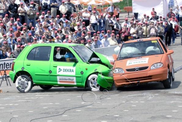 Unfallfreies Autofahren im Mittelpunkt eines neuen Forschungsprojekts