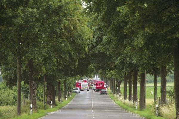 Unfallrisiko für Landmenschen deutlich höher