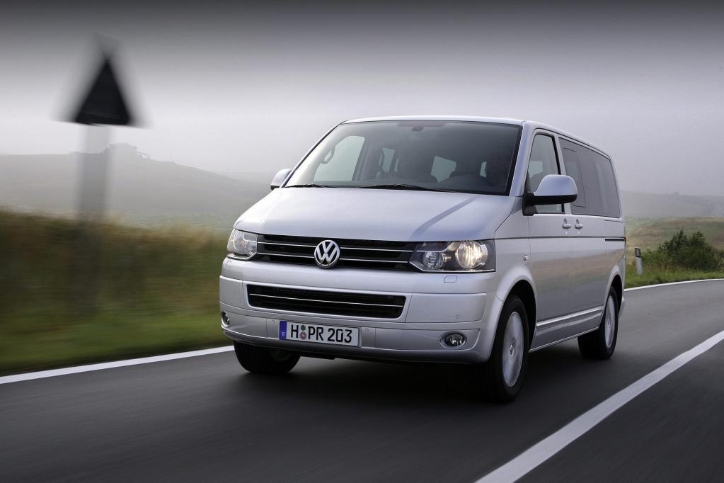 VW auf der IAA: Neun auf einen Streich  - Bild(5)