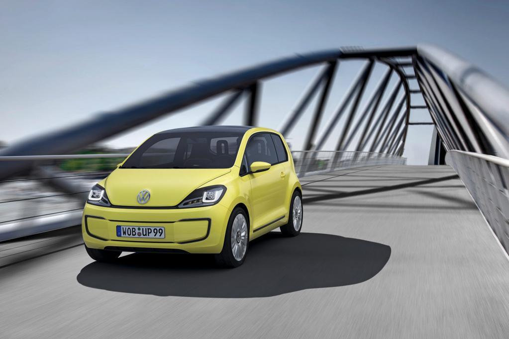VW auf der IAA: Neun auf einen Streich  - Bild